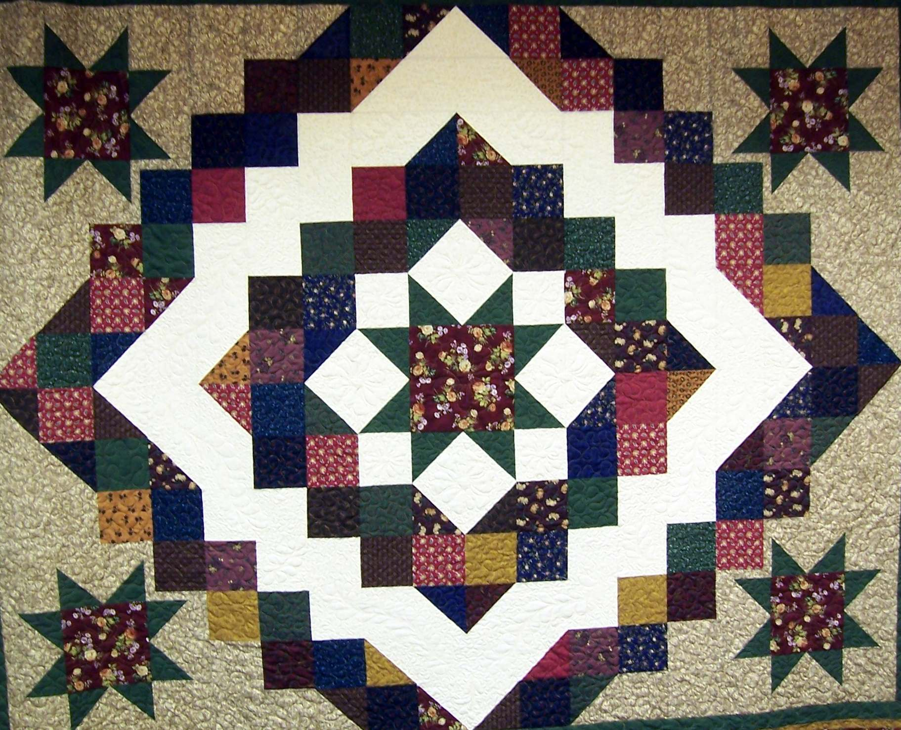 Quilt Give away