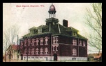 Augusta High School in 1910