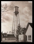 Augusta Water Tower circa 1970s