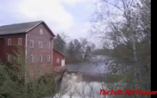 Dells Mill in Spring Video